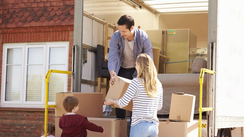Как избежать стресса при переезде
