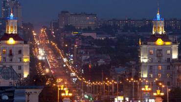 Грузоперевозки Харьков – Запорожье