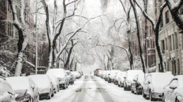 Особенности переезда зимой